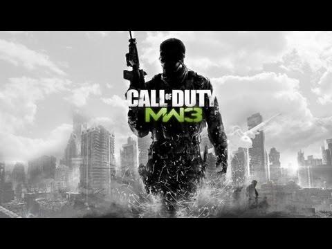 Call of Duty Modern Warfare 3 - All Max Settings / ECS GTX 460 Black Series