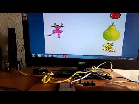 ScratchX Y Arduino: Ejemplo De Cuento Interactivo.