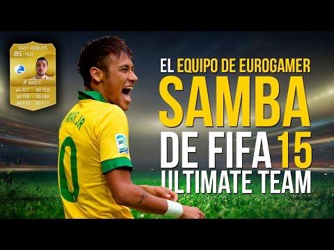 FIFA 15 Ultimate Team: CONEXIÓN SAMBA (¡y más sobres locos!) [EP4]