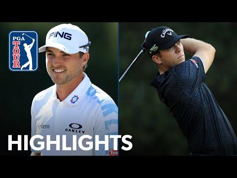 Highlights | Round 1 | Houston Open 2019