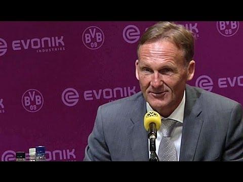 Neue Stars für den BVB? Hans-Joachim Watzke erklärt den Plan | Borussia Dortmund