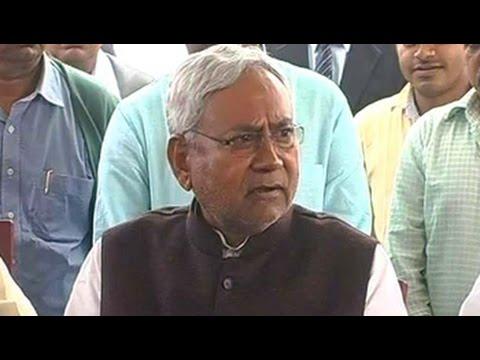 'BJP's real face has been exposed', says Nitish Kumar on Jitan Ram Manjhi's resignation