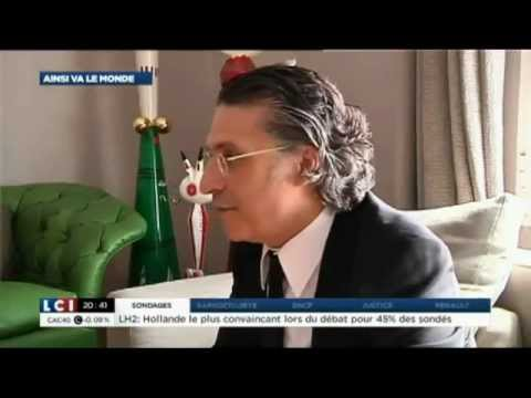 LCI (La chaine de l'Information): Affaire Nessma