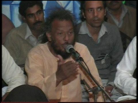 Ni O Tera Ki Lagda. Maulvi Haider Hassan.(qawwali In Pir Mahal)by Ali Akbar(0300-8790060) video