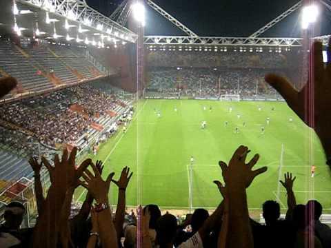 Ultras Sampdoria - segna per noi Vincenzo Montella