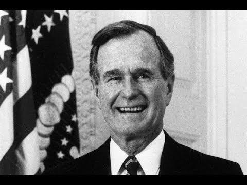 George H. W. Bush - The