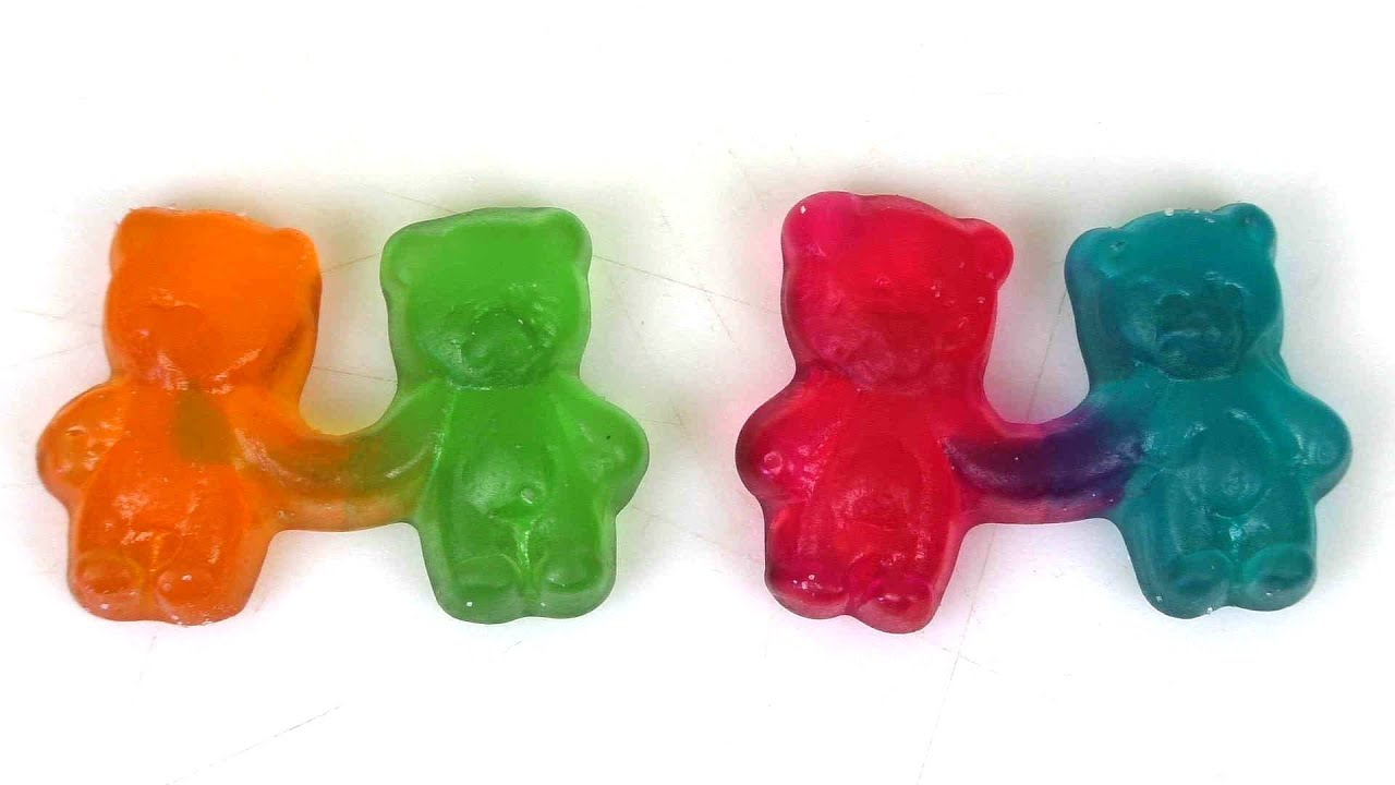 how to make homemade gummy bears video