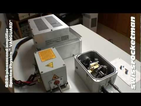 DPSS picosecond Nd:YVO4 laser amplifier.mp4