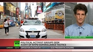 Political groups infiltrated by (NYPD) demand answers  5/29/14