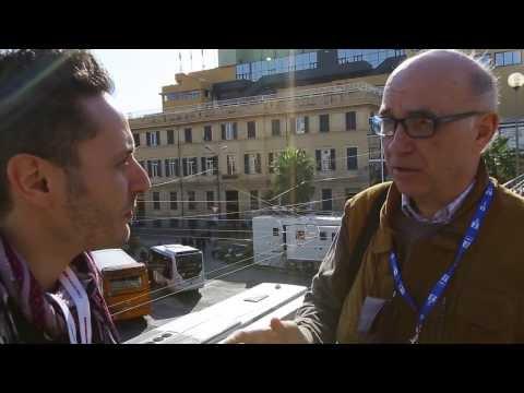 Alessandro Errico riceve il premio della critica alla 64ma edizione del festival di sanremo