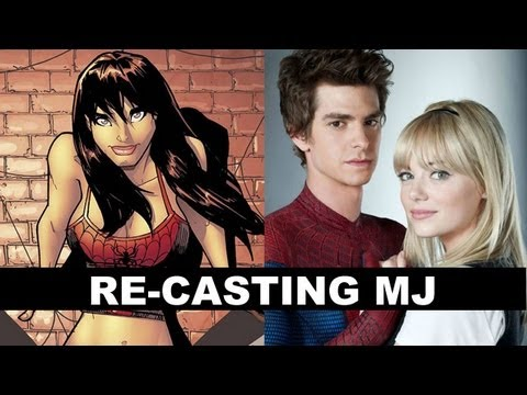 The Amazing Spider-Man 3 : casting Mary Jane Watson - Beyond The Trailer
