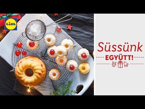 Ünnepi sütéshez ajánljuk 11.11-től   Lidl