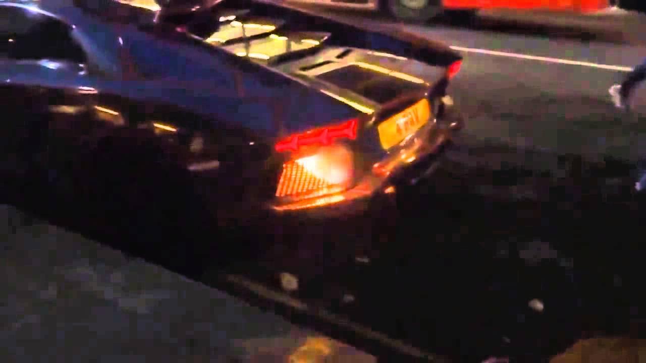 Lamborghini Caught On Fire Do Not Rev Your Lamborghini