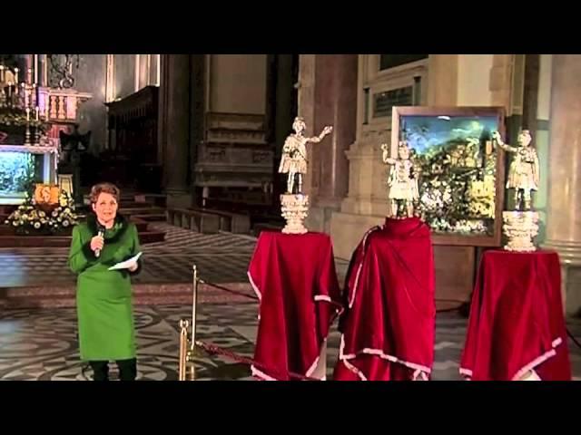 Fede Arte e Musica - Natale 2012 - I Re Magi della Cattedrale di Messina