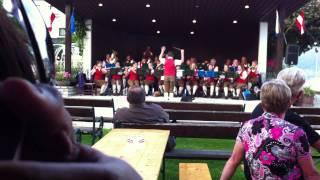 Musica Tradicional De Austria - Se Escucha Como Un Poquito De Marschmusik / Volksmusik