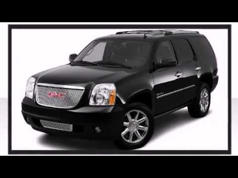2012 GMC Yukon Video