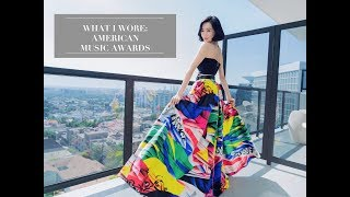 What I Wore American Music Awards Ep 5