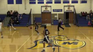 Play of the Game - Men's Basketball vs. East-West University