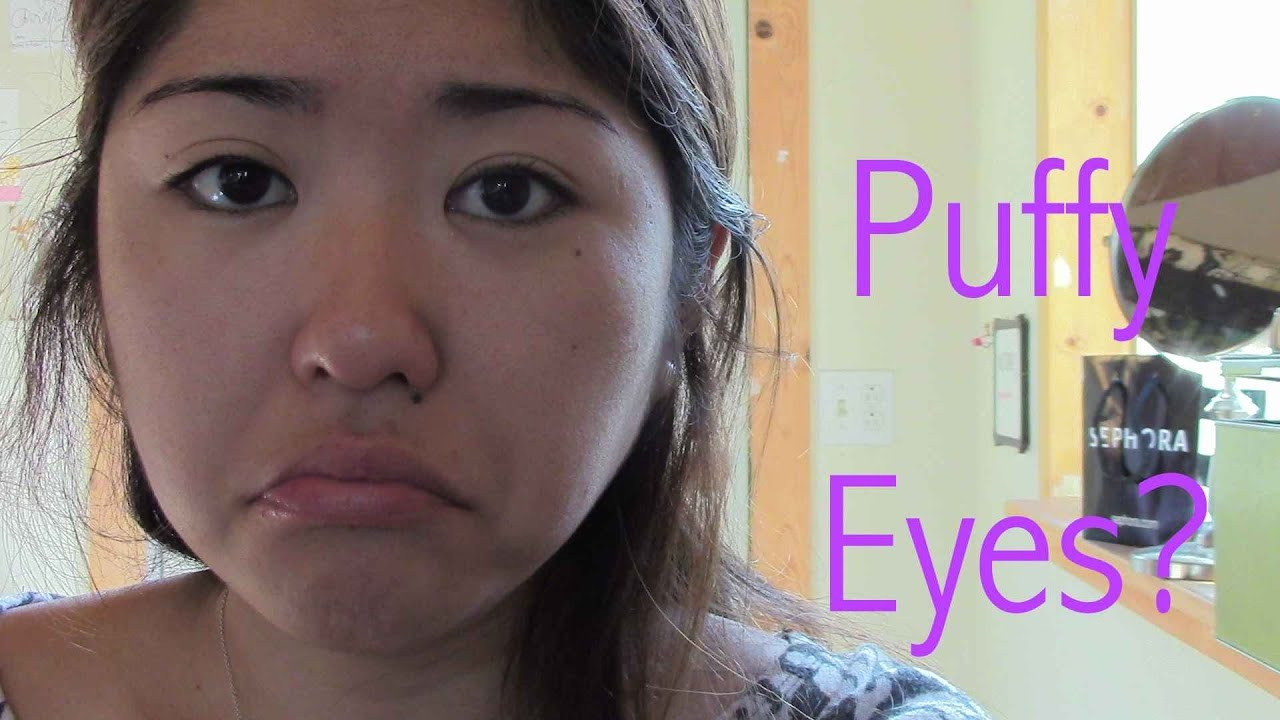 Makeup for puffy under eyes