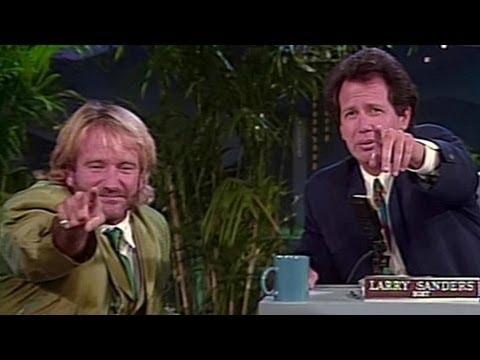 Murió el comediante Garry Shandling
