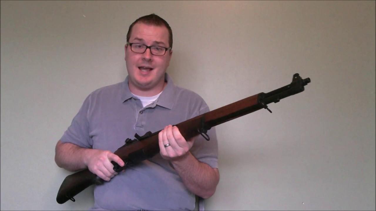 ICS M1 Garand Airsoft AEG Ww2 Airsoft Guns M1 Garand