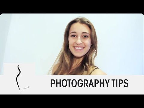 How to take a great Model Photo of yourself - by modelmanagement.com