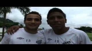 Campanha Haiti - Jogadores Do Santos Fc Chamam Torcida Para Colaborar