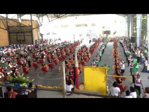 Bes Field Demo (grade 7) - Ang Lahat Ng Bagay Ay Magkaugnay video