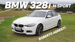Teste BMW 328i M Sport com Roberto Agresti