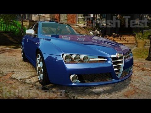 Alfa Romeo 159 TI V6 JTS