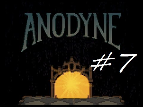 Let's Play Anodyne #7 - In-Tent to Injure