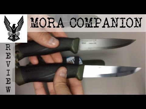 Mora Companion Modifications. Review. and Comparison