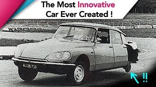 The Most Innovative And Most Unusual Car Ever Created, Citroën DS
