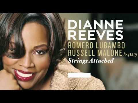invitation DIANNE REEVES&Strings Attached - Jarní GALA pro Struny podzimu 2012