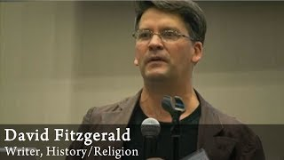 Video: In Marks Gospel, Jesus is a normal human being. Not the Jesus of today - David Fitzgerald