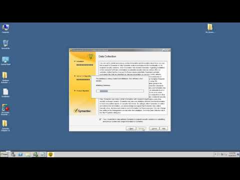 Symantec Endpoint 12.1 Installation step by step