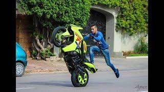 CBF 600 Stunt Rider - Anas Boualani