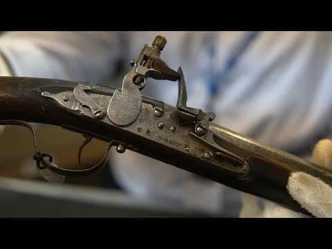 A Pair of 17th Century Flintlock Pistols | Our Collection