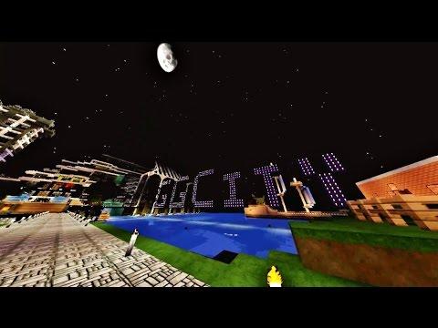 Retour dans GGCity abandonnée, il est temps de reprendre ! Minecraft