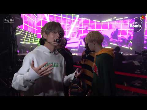 [BANGTAN BOMB] Behind the stage of '고민보다Go' @BTS DNA COMEBACK SHOW - BTS (방탄소년단)