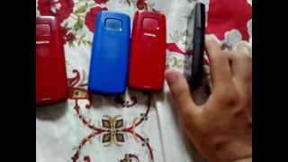 Nokia X1 in  different  colours