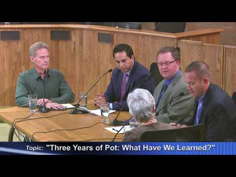 view CrossCurrents - Three Years of Pot: What Have We Learned? video