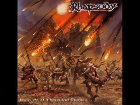 Rhapsody - Tears Of A Dying Angel