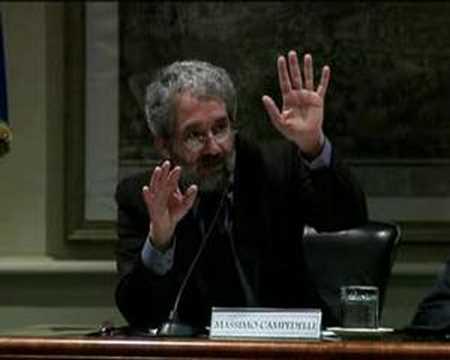 MASSIMO CAMPEDELLI -Diritti Umani e Salute-3°parte-RBcasting