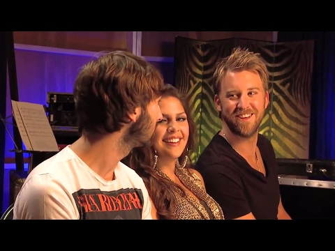Does Lady Antebellum enjoy cage fighting?
