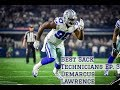 Best Sack Technicians Episode 3 || Demarcus Lawrence Film Session || Dallas Cowboys ||