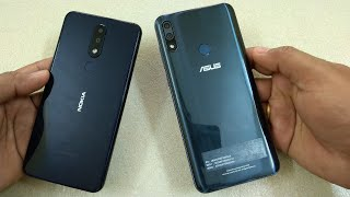 Nokia 5.1 Plus Vs Asus Max pro M2 Speed Test comparison. How Significant is the Difference?