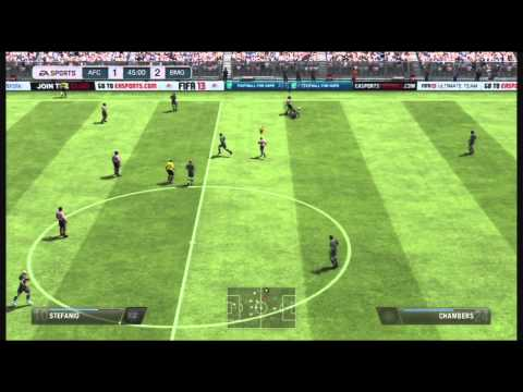 Shocking Penalty Given yet AFC Camel Toes battles back to win 3-2  (fifa13) clubs