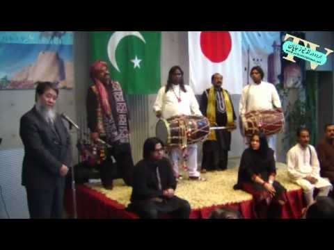 SANAM MARVI AND OTHERES AT EMBASSY OF PAKISTAN TOKYO