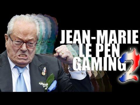 JEAN-MARIE LE PEN GAMING 2, LE RETOUR